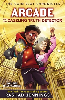 Arcade and the Dazzling Truth Detector, Jennings, Rashad