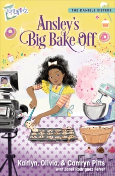 Ansley's Big Bake Off, Pitts, Kaitlyn & Pitts, Camryn & Pitts, Olivia