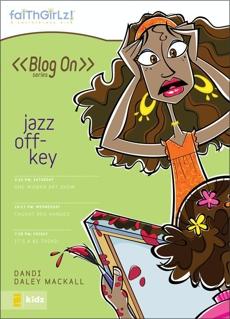 Jazz Off-Key, Mackall, Dandi Daley