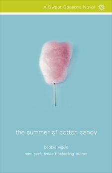 The Summer of Cotton Candy, Viguié, Debbie