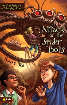 Attack of the Spider Bots: Episode II, West, Robert