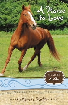 A Horse to Love, Hubler, Marsha