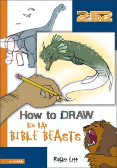 How to Draw Big Bad Bible Beasts, Lepp, Royden