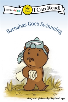 Barnabas Goes Swimming: My First, Lepp, Royden