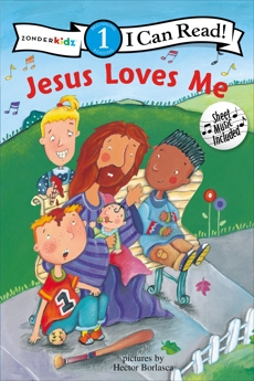 Jesus Loves Me: Level 1, Borlasca, Hector