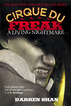 Cirque Du Freak #1: A Living Nightmare,