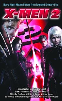 X-Men 2, Claremont, Chris