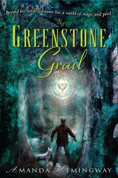 The Greenstone Grail: A Novel, Hemingway, Amanda