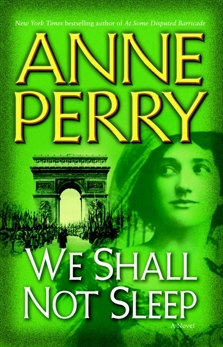 We Shall Not Sleep, Perry, Anne