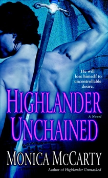 Highlander Unchained: A Novel, McCarty, Monica
