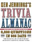 Ken Jennings's Trivia Almanac: 8,888 Questions in 365 Days, Jennings, Ken