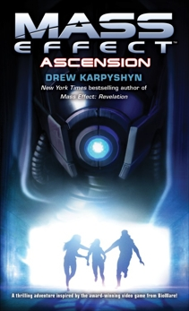 Mass Effect: Ascension, Karpyshyn, Drew