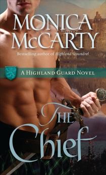 The Chief: A Highland Guard Novel, McCarty, Monica
