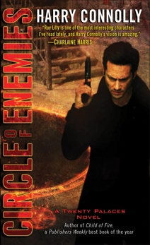 Circle of Enemies: A Twenty Palaces Novel, Connolly, Harry
