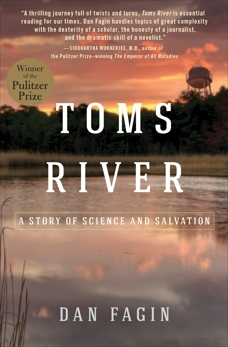 Toms River: A Story of Science and Salvation, Fagin, Dan