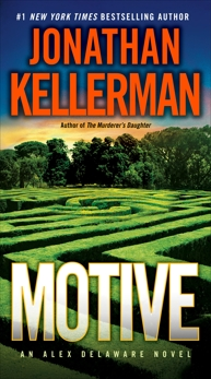 Motive: An Alex Delaware Novel, Kellerman, Jonathan