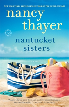 Nantucket Sisters: A Novel, Thayer, Nancy