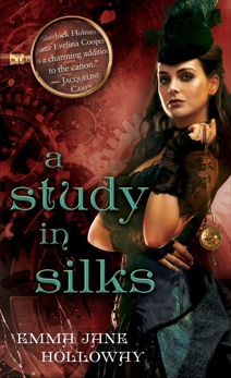 A Study in Silks, Holloway, Emma Jane
