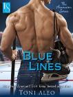 Blue Lines: An Assassins Novel, Aleo, Toni