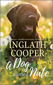 A Dog Named Nate: A Small Town Romance, Cooper, Inglath