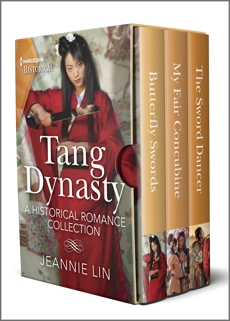 Tang Dynasty Boxset: A Historical Romance Collection, Lin, Jeannie