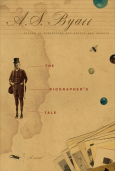 The Biographer's Tale, Byatt, A. S.