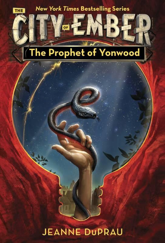 The Prophet of Yonwood, DuPrau, Jeanne