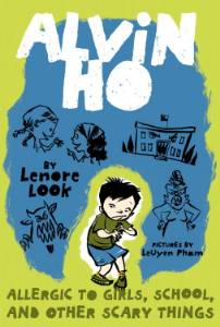 Alvin Ho: Allergic to Girls, School, and Other Scary Things, Look, Lenore