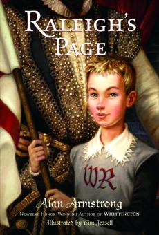 Raleigh's Page, Armstrong, Alan