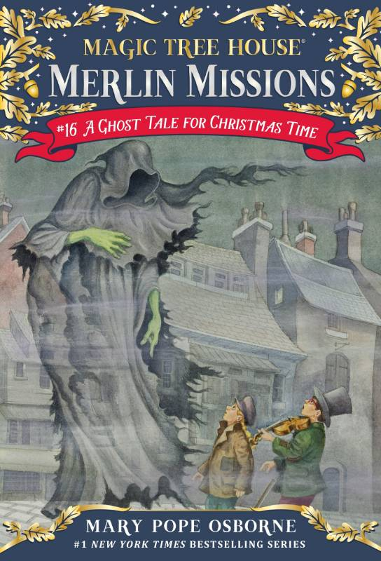 A Ghost Tale for Christmas Time, Osborne, Mary Pope