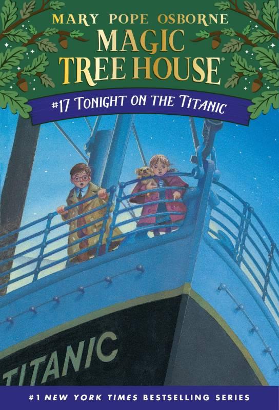 Tonight on the Titanic, Osborne, Mary Pope