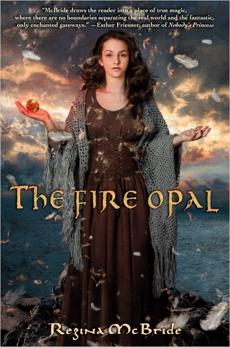 The Fire Opal, McBride, Regina