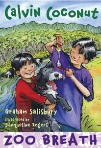 Calvin Coconut: Zoo Breath, Salisbury, Graham