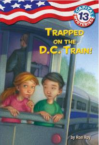 Capital Mysteries #13: Trapped on the D.C. Train!, Roy, Ron
