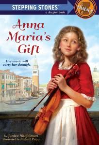 Anna Maria's Gift, Shefelman, Janice