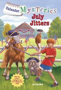Calendar Mysteries #7: July Jitters, Roy, Ron