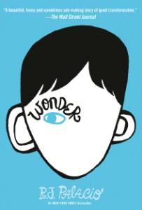 Wonder, Palacio, R. J.