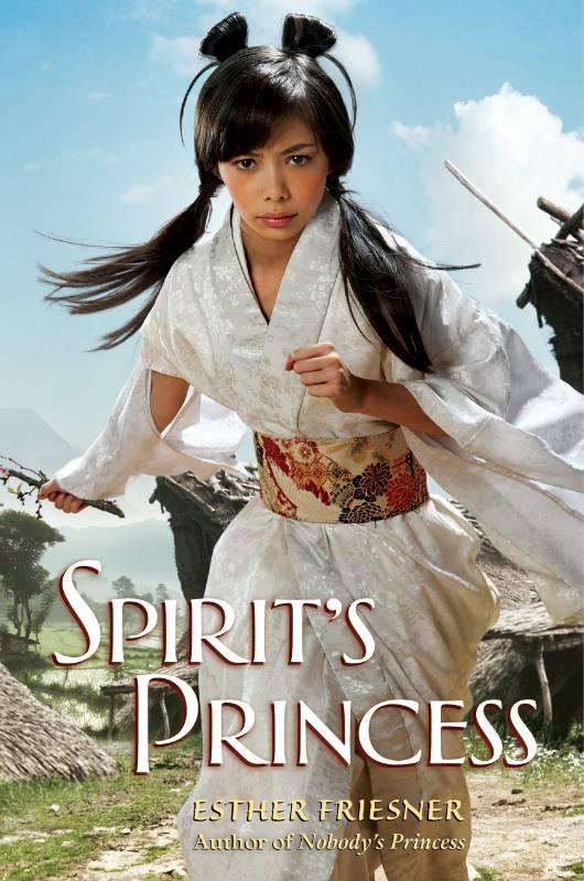 Spirit's Princess, Friesner, Esther