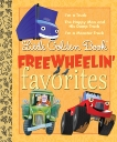 Little Golden Book Freewheelin Favorites: I'm a Truck; The Happy Man and His Dump Truck; I'm a Monster Truck, Shealy, Dennis R. & Miryam