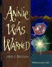 Annie was Warned, Krosoczka, Jarrett J.