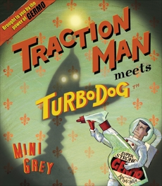 Traction Man Meets Turbo Dog, Grey, Mini