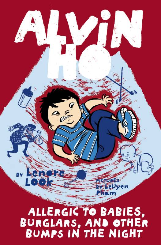 Alvin Ho: Allergic to Babies, Burglars, and Other Bumps in the Night, Look, Lenore