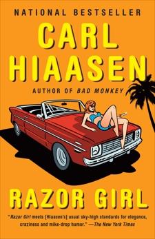 Razor Girl: A novel, Hiaasen, Carl