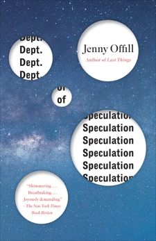 Dept. of Speculation, Offill, Jenny