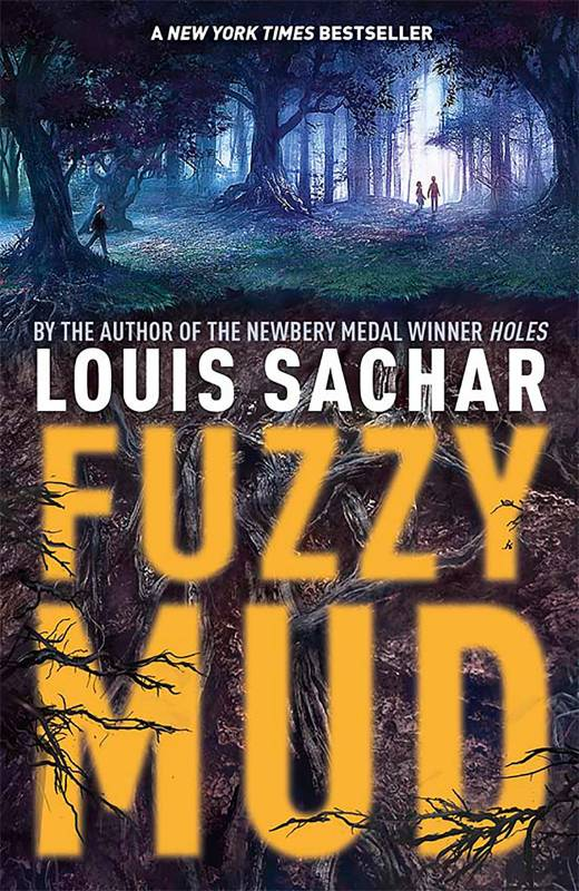Fuzzy Mud, Sachar, Louis