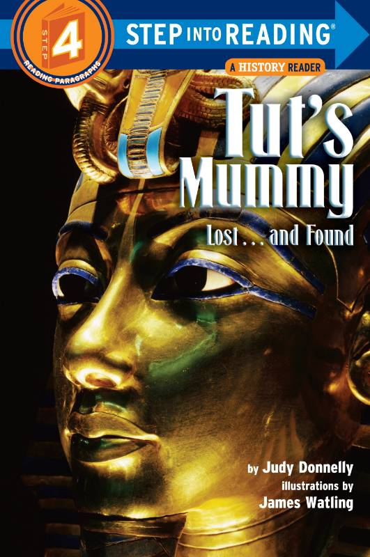 Tut's Mummy: Lost...and Found, Donnelly, Judy