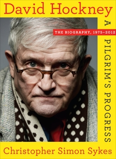 David Hockney: The Biography, 1975-2012, sykes, christopher simon