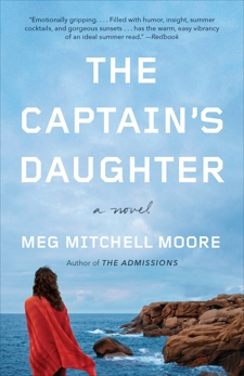 The Captain's Daughter: A Novel, Moore, Meg Mitchell