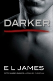 Darker: Fifty Shades Darker as Told by Christian, James, E L
