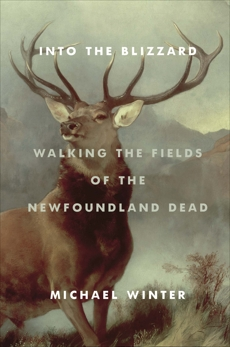 Into the Blizzard: Walking the Fields of the Newfoundland Dead, Winter, Michael